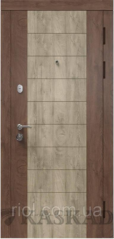 Двері вхідні Тера серії Комфрт ТМ Каскад
