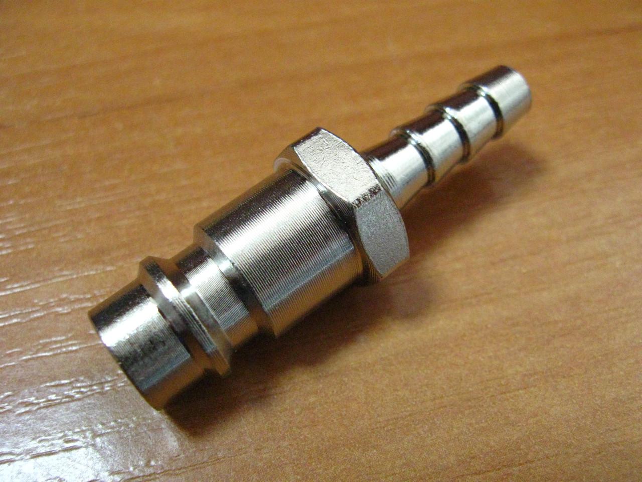 Штуцер быстросъемного соединения для шланга 6 мм