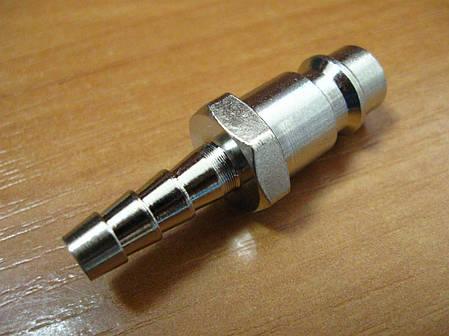 Штуцер быстросъемного соединения для шланга 6 мм, фото 2