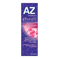 Паста зубная AZ 3D Ultra White 75 мл