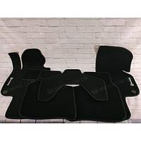 Коврики для салона автомобиля текстильный Škoda Superb ІІ 3T 2008- Beltex черный