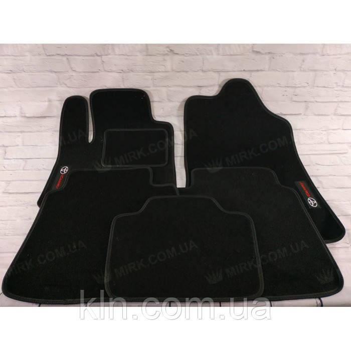 Коврики для салона автомобиля текстильныйToyota Camry (V 40 сороковка) 2006-2011 Beltex черный
