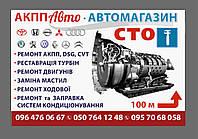 Ремонт ходовой части автомобиля СТО АКПП Авто