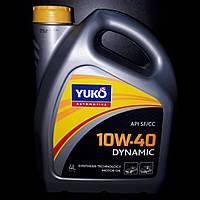 Масло моторне Yuko Dynamic 10W40 полусинтетика 4л 37096p