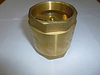 Обратный клапан муфтовый Ду 25