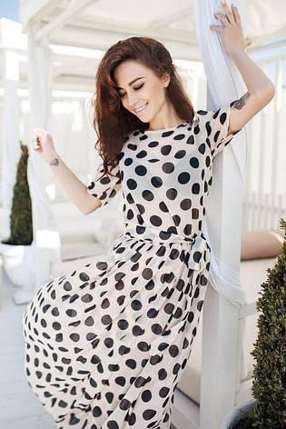 Платье Шифоновое в пол , фото 2