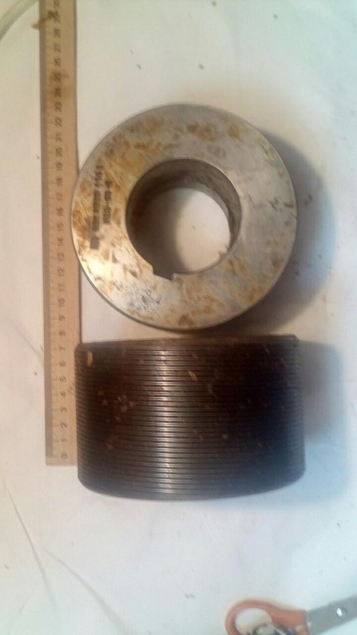 Ролики накатные М20х2,5мм вн. 63 мм h80мм(1417-1190) ГОСТ 9539-72