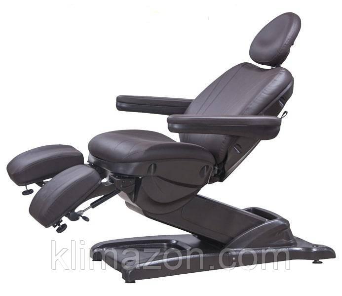 Педикюрно-косметологическое кресло 3872-3М (с 3 моторами)