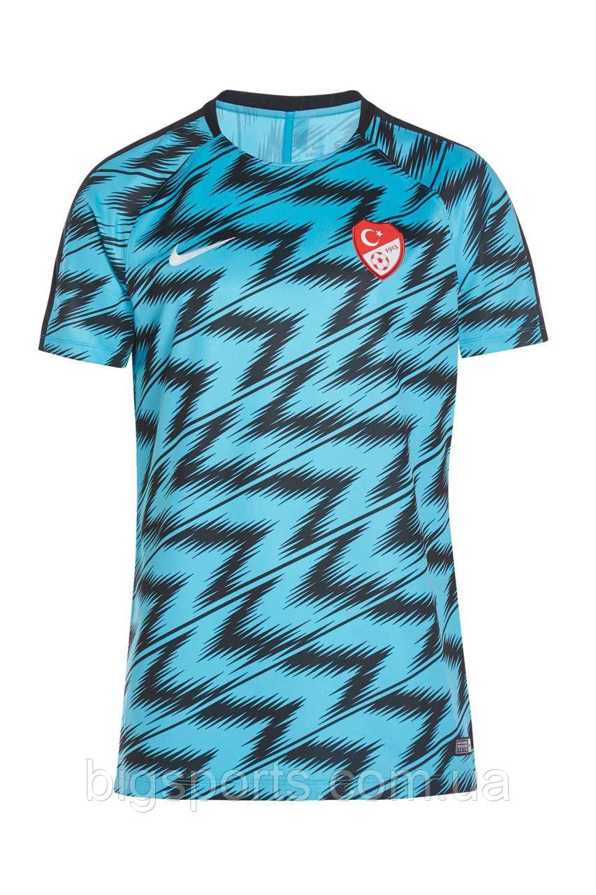 Футболка муж. Nike Tur M Nk Dry Sqd Top Ss Gx (арт. AH2659-447)