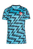 Футболка муж. Nike Tur M Nk Dry Sqd Top Ss Gx (арт. AH2659-447), фото 1