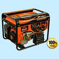 Генератор бензиновый VITALS Master EST 5.8bа (5.8 кВт)