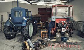 Тандемный ремонт Т-16 и Т-40 10