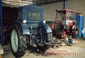 Тандемный ремонт Т-16 и Т-40 11
