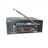 Усилитель звука Bluetooth UKC SN-808AC, фото 3