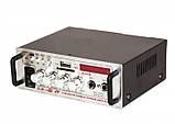 Усилитель звука Bluetooth UKC SN-808AC, фото 5