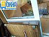 Балконный блок дверь 700*2050, окно 1150*1350 на две части одно поворотно-откидное, фото 5