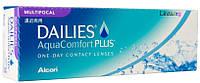 Контактные линзы Dailies Aqua Comfort Plus Multifocal
