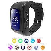 Детские смарт-часы с GPS black