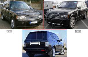 Зеркала для Range Rover 2002-12