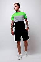 Футболка + шорты (мужской летний костюм). ТОП качество!!!, фото 1