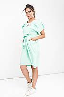 """Платье больших размеров """" Поплин """" Dress Code, фото 1"""