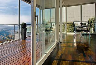 Параллельно-раздвижные алюминиевые двери, фото 3