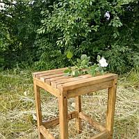 Деревянный  стул табурет