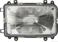 Фара главного света правая DAF XF95
