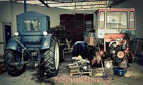 Тандемный ремонт Т-16 и Т-40 15