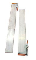 Планка крепежная (2400-2700mm)  алюминиевая