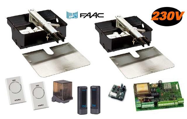 Комплект привода FAAC Power kit 770 - 24Vdc