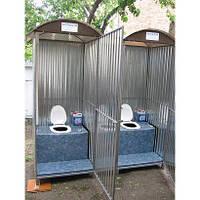 Туалет 2т 2,1х1,0х2,0м