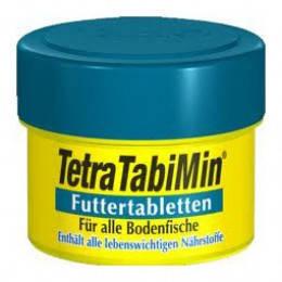 Тetra TABI MIN корм в таблетках для донных рыб 66 мл / 120 таблеток