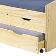 Ліжко з дерева 021, фото 3