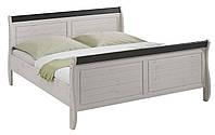 Кровать из массива дерева 027