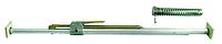 Распорка фиксатор груза 2565-2935mm fi 42 (Алюм)