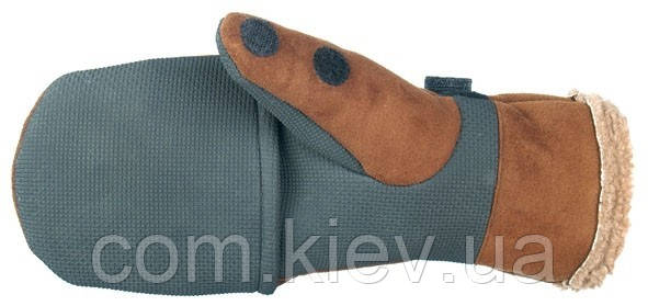 Перчатки-варежки, отстегивающиеся Norfin Aurora 703025