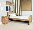 Кровать из массива дерева 037, фото 3
