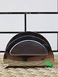 Підставка для серветок Flamberg, нержавіюча сталь, 12х5 см, фото 2
