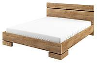 Кровать из массива дерева 061
