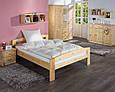 Кровать из массива дерева 062, фото 2