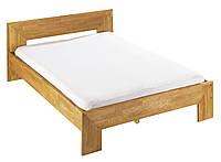 Кровать из массива дерева 063