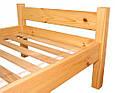 Кровать из дерева 065, фото 4