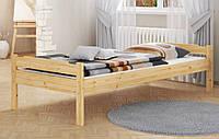Кровать из массива дерева 066