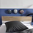 Кровать из массива дерева 075, фото 5