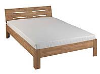 Кровать из массива дерева 076