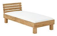 Кровать из массива дерева 077