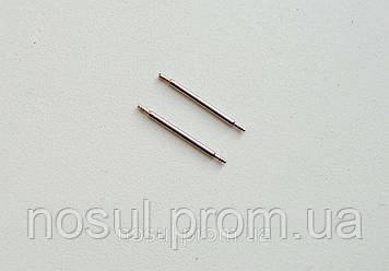 22мм Ушки 2шт ( шпильки ) для наручных часов, браслетов