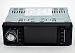 Автомобильная магнитола MP4 MPX-2711 1 DIN 4,1-дюймовый цифровой TFT-LCD дисплей, фото 5