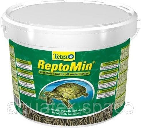Tetra ReptoMin корм для черепах, 10 л  201354